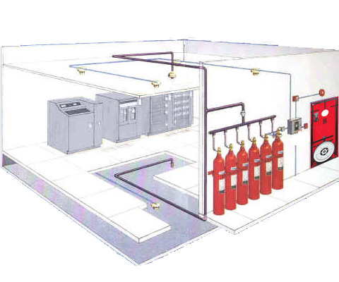 Fire Stop Systems  sc 1 st  Integrity Room Systems & Fire Suppression | Integrity Room Systems | Leading Service Provider ...